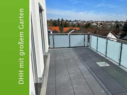 Neubau-Erstbezug! Doppelhaushälfte auf neuestem energetischen Standard mit Platz für die Familie..