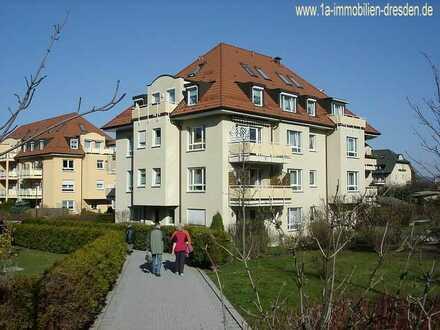 1 - Raum Whg. mit Balkon und EBK in Gruna
