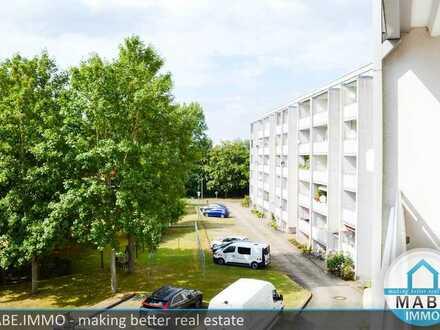 Gemütliche Single-Wohnung in Stadtnähe! [2-Zimmer-Wohnung mit großem Balkon]