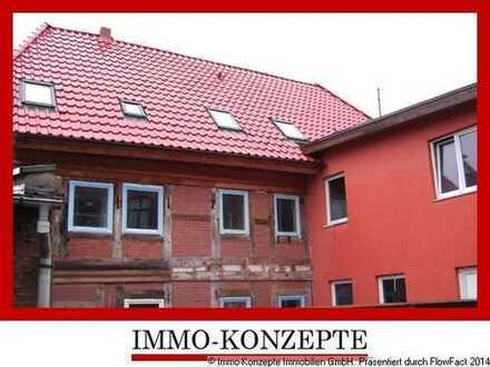 Crivitz-Zentrum - kleines, romantisches Einzelhaus im Erstbezug über 2 Ebenen