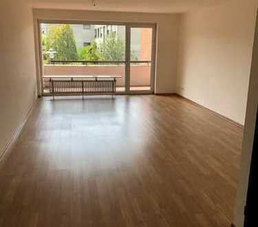 Helle 3-Zimmer-Wohnung mit Balkon in sehr ruhiger Lage in Düsseldorf-Unterbach
