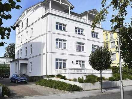 Hochwertige 3-Zimmer-Wohnung in zentraler Lage