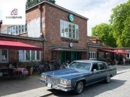 Provisionsfrei: Maisonette-Wohnung in exklusiver Villengegend