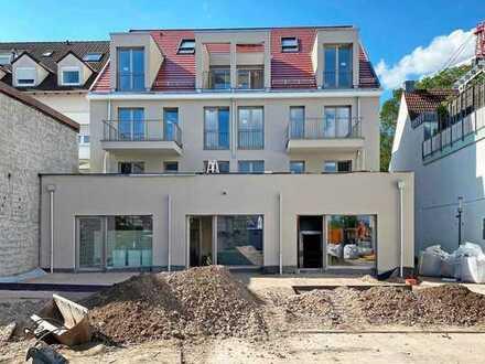 Sonnige Dachterrasse - Hochwertige Neubau-ETW inkl. TG-Stellplatz (25.000€)