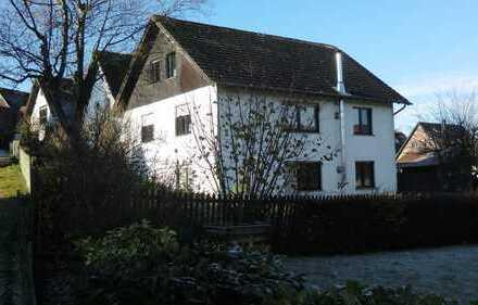 ~ + ~ Einfamilienhaus mit Garage in Lichtenau-Hakenberg ~ + ~