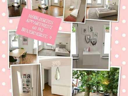 Neuwertige 1-Zimmer-Erdgeschosswohnung mit Einbauküche in Baden-Baden