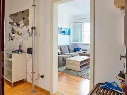 Bezugsfrei zum 01.05.2020 - Ansprechende Zwei-Zimmer-Wohnung in ruhiger und zentraler Lage