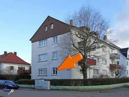 TOP renovierte 3-Zi Wohnung in Bosch-Nähe !