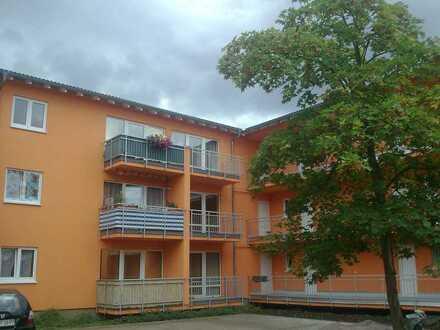 geräumige Einraumwohnung mit Balkon in der Parkresidenz in Beucha zu vermieten