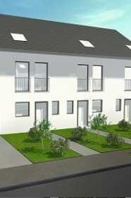 OB-Borbeck: RMH 104m²Wfl.+26m²DG+50m²KG, grüne ruhige Stadtrandl., Garten Terr., ab 242m² GrFl.+Grg.