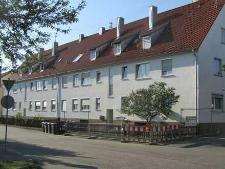 modernisierte 3-Zimmer-Wohnung mit Balkon in Wendlingen