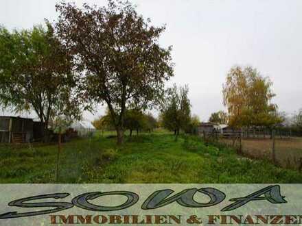 Baugrundstück in Egweil - EFM, DHH, MFH möglich - Platz für Ihr Projekt - Ein Objekt von SOWA Imm...