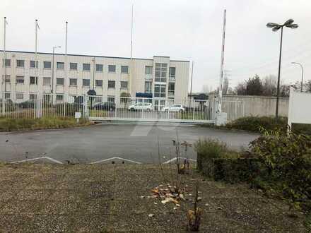 Gepflegte Lager- und Produktionsflächen mit Büro und Gleisanschluss in Bottrop