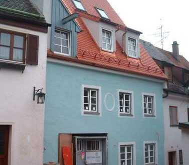 Altstadthaus in Landsberg
