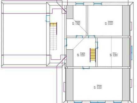 4-Zimmer Maisonette Wohnung (Neubau / Erstbezug) in der Gemeinde Langerringen