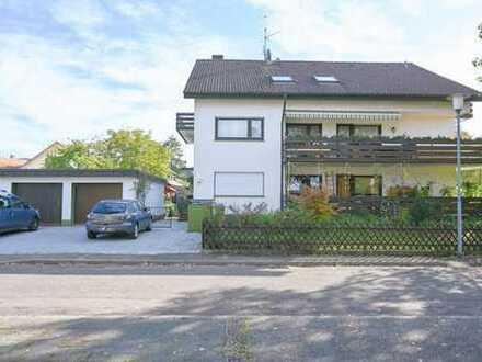 Dreifamilienhaus mit großzügigen Wohnungen in guter Wohnlage von Waldkirch-Buchholz