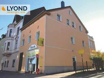 Mehrfamilienhaus mit Ladenfläche und großer Lagerstätte in Dortmund-Hörde