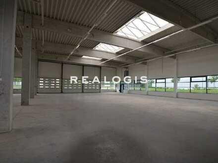 RIETZ | ca. 3.000 m² HALLENFLÄCHE | ca. 1.000 m² BÜRO