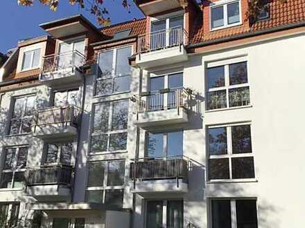 Neue, helle, sehr hochwertige Eigentumswohnung mit KFW Zertifizierung