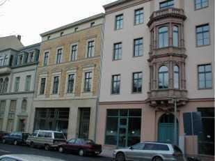 schöne Laden, Büro oder Praxisfläche mit Schaufenster