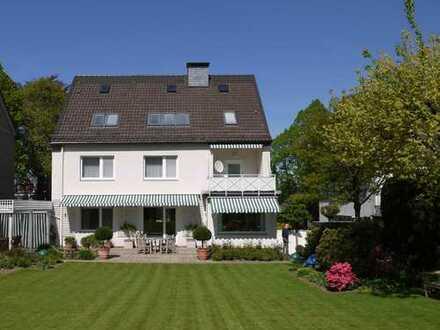 Stilvolle Wohnung mit exklusivem Garten in bester Lage von Wuppertal-Vohwinkel