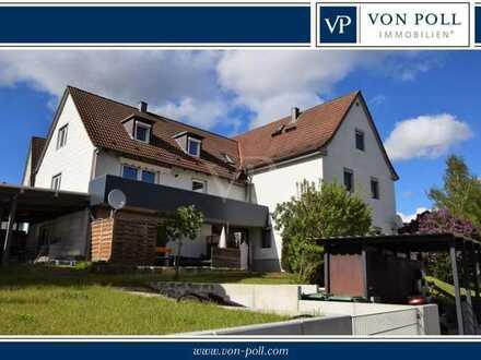 Mehrfamilienhaus in unverbaubarer, idyllischer Lage! Ideal für Investoren und Selbstnutzer mit Weitb