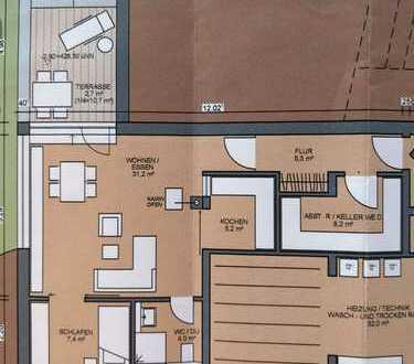 Moderne Singlewohnung in Bad Kötzting zu vermieten