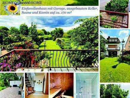 *LIEBHABEROBJEKT MIT WEITBLICK INS GRÜNE* 1-Familienhaus mit Traumgarten in ruhiger Lage! E-Dellwig*