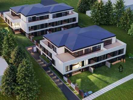 Moderne Neubau 3 Zimmer Wohnung Loftpark23 mit Garten in Nastätten
