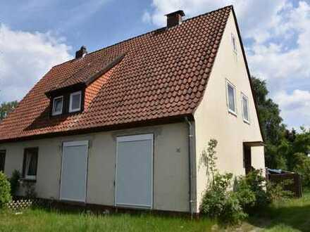 ++ Zwangsversteigerungsobjekt ++  Doppelhaus mit Renovierungsbedarf sucht neuen Eigentümer!
