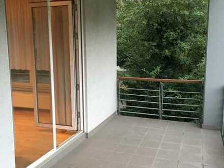 Helle, großzügige 2-2,5 Zimmer-Wohnung mit großem Balkon und vielen Extras