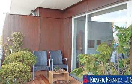 Traumhafte Wohnung mit 2 Balkonen Nähe Uni