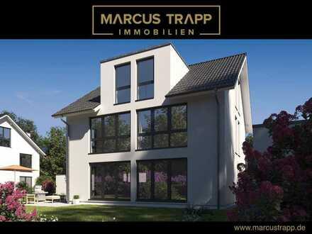 Nur noch 2 von 5 verfügbar - Projektiertes Baugrundstück inklusive Baugenehmigung in Düsseldorf