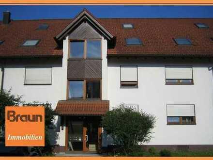 Wunderschöne 3,5-Zimmer-Maisonettewohnung in ruhiger Lage von VS-Villingen