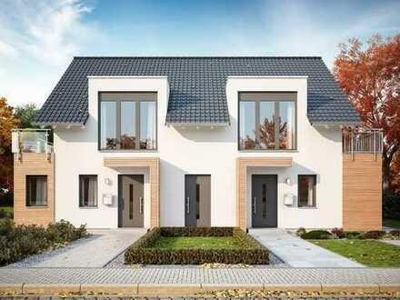 Wohnraum für 2 Familien (Doppelhaus) in Denklingen