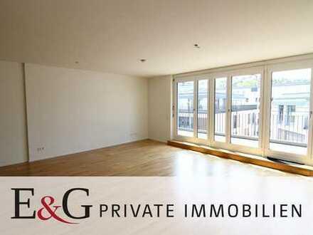 - MILANEO - Großzügige 3-Zimmer-Wohnung mit Dachterrasse in urbaner Lage in Stuttgart-Nord