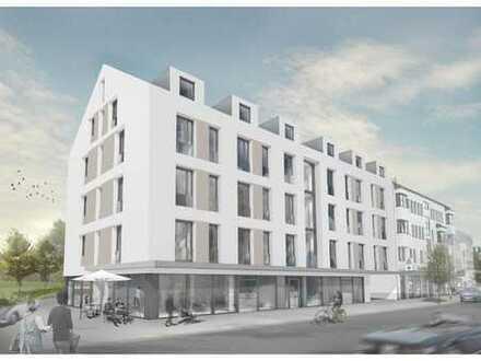 Neubau Neusäß Mitte, Erstbezug, 1-, 2-, 3-, 4-Zimmer Wohnungen von 27 m² bis 137 m²