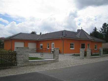 Attrakiver Bauplatz für ein Einfamilienhaus, z.B. als Bungalow in Niederschöna