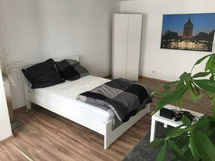Entspannt zentral wohnen - möblierte, gemütliche Wohnung in Frankenthal