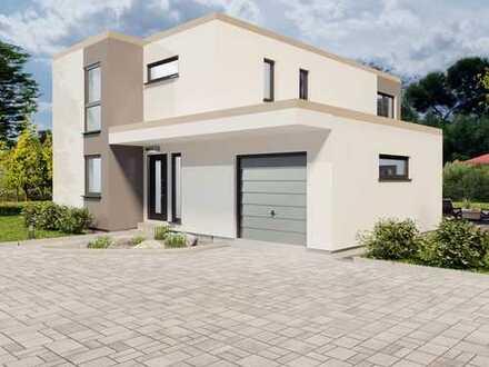 Bezugsfertig neu bauen - Bodenplatte und Grundstück inklusive!