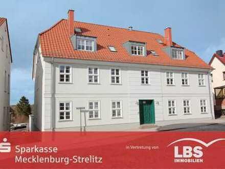 Exklusive Eigentumswohnung im Stadtzentrum/ Neustrelitz