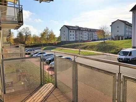 5 ZKB mit Balkon Marshall-Heights-Ring 21 L, Kitzingen