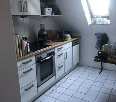 Schöne zwei Zimmer Maisonette Wohnung in Dortmund, Innenstadt