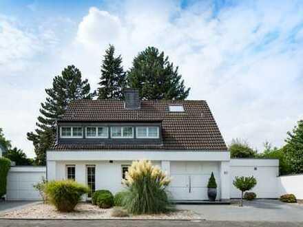 Top Lage am Bökelberg - Einladendes Einfamilienhaus mit traumhaftem Garten