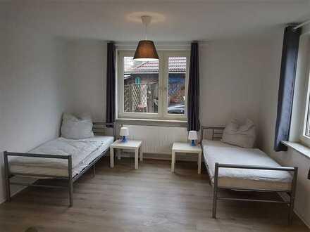 *TOP* sanierte Ferien-& Monteurwohnung für 6 Personen AB 7€ pro Person!