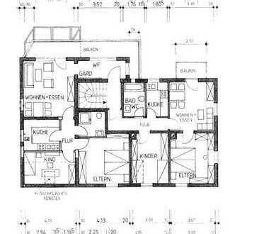 Mehrfamilienhaus Kaiserslautern mit kleiner Gewerbefläche
