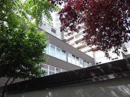 Gut gelegene 1 Zimmerwohnung mit großer Terrasse im Passagehof