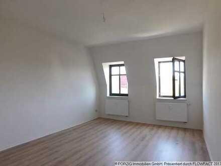 Frisch für Sie renoviert - 4 Zimmer in Altchemnitz