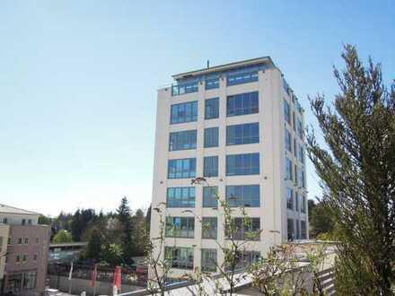 Top Renditeobjekt: Büroräume mit gehobener Ausstattung im Towergebäude am Marktplatz in Baldham!