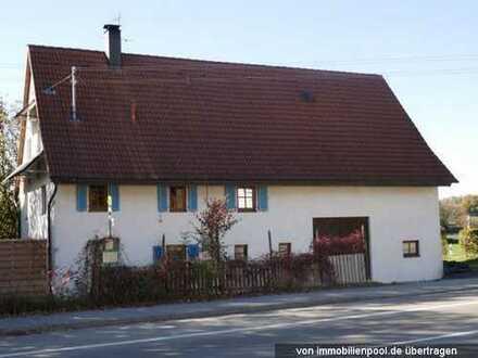 Landhaus mit viel Platz in Pfullendorf in der Zwangsversteigerung zu erwerben.